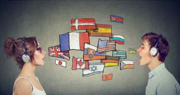 foreign languages scarce