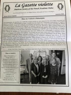 gazette violette 10-12-19